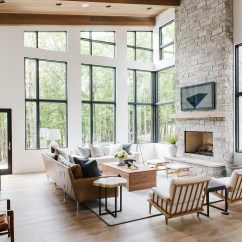 Lake House Living Room Photos Martha Stewart Ideas Modern Tour Studiomcgee Lakehouse 012 Jpg
