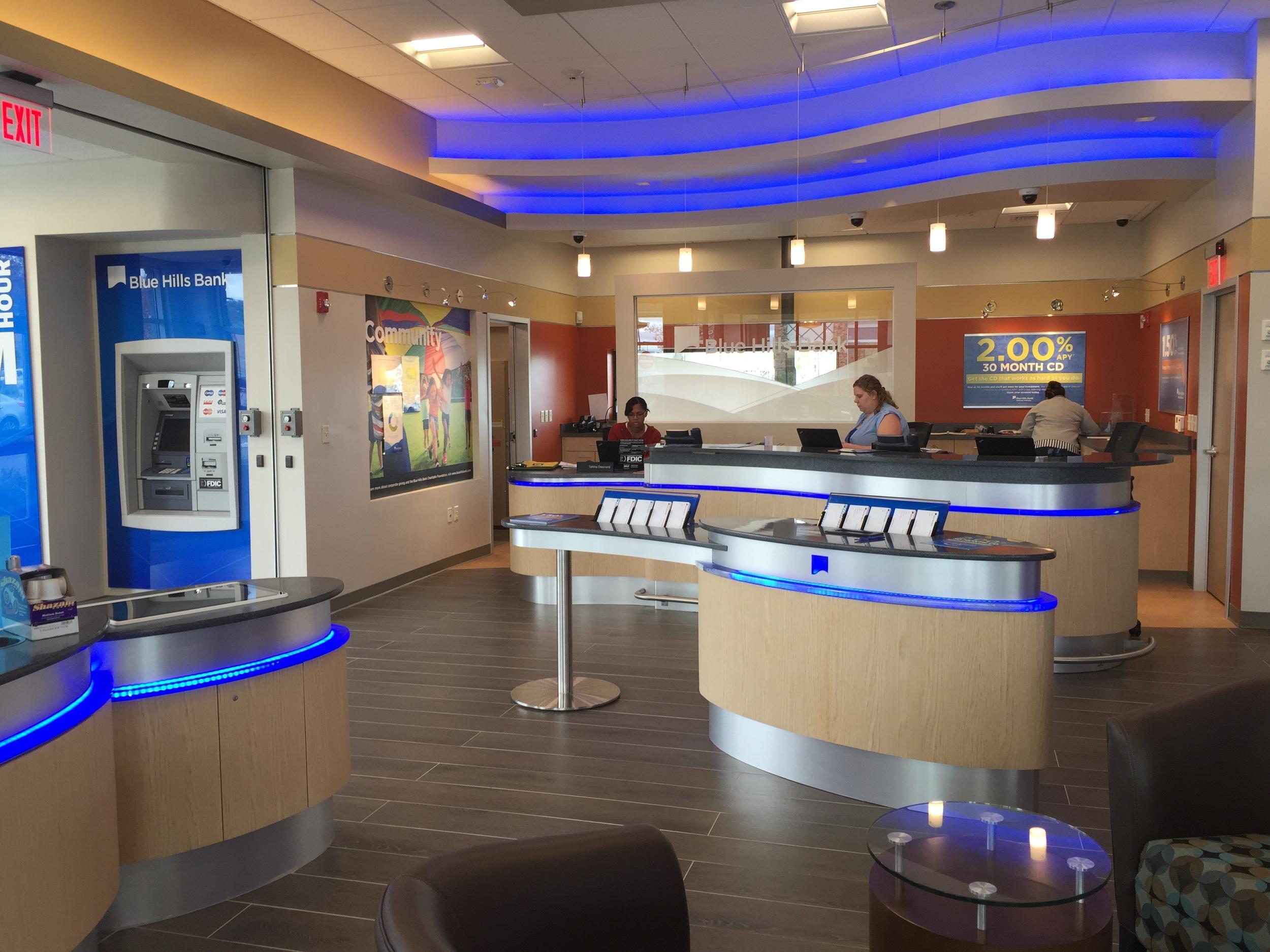 Blue Hills Bank Westwood  Element