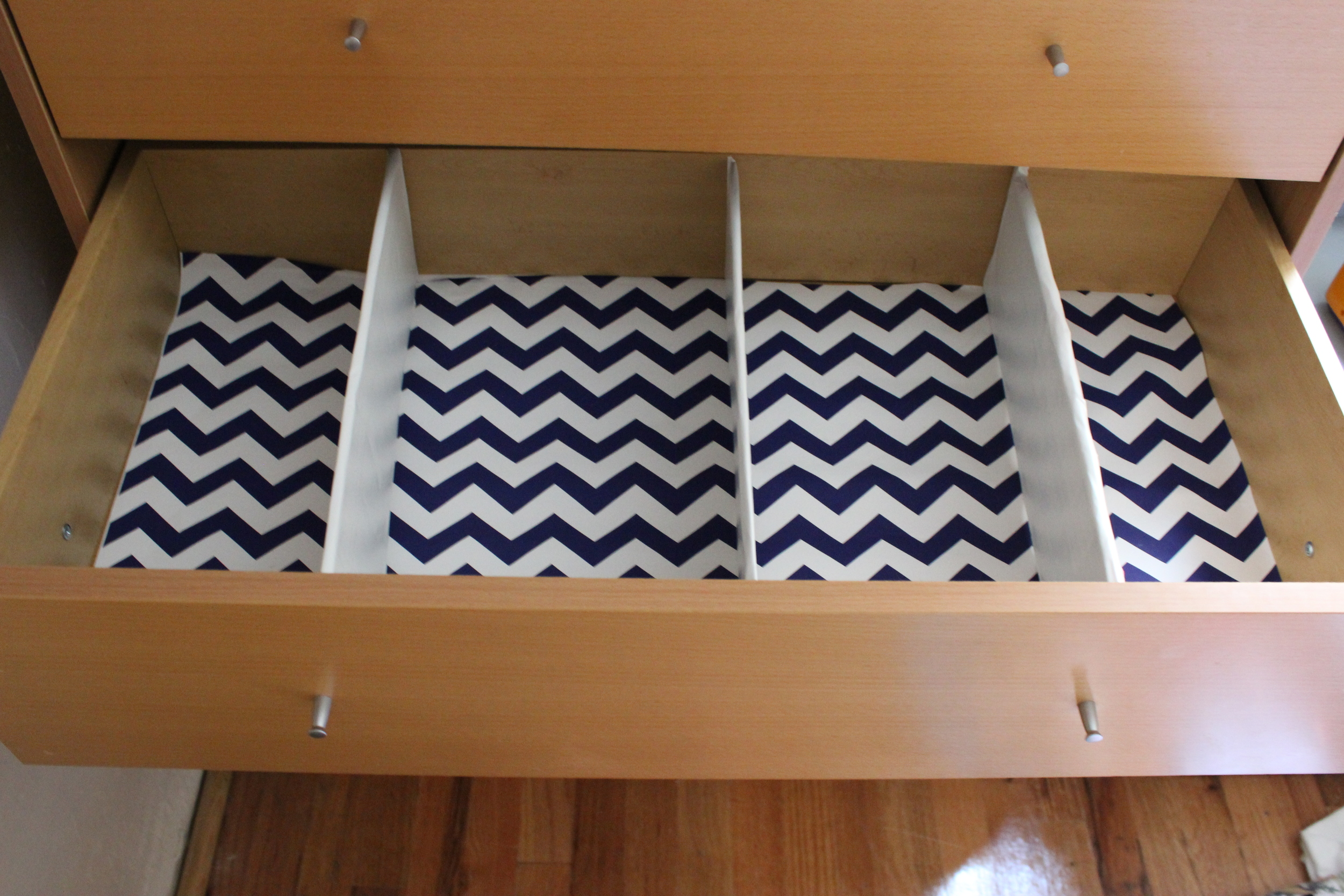 D{S}B: Divide And Conquer With DIY Drawer Dividers