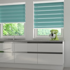 Kitchen Blinds Pine Table Senses West Lothian Knight Shades Rs01 Eclipse Double Roller Rd01010 Jpg