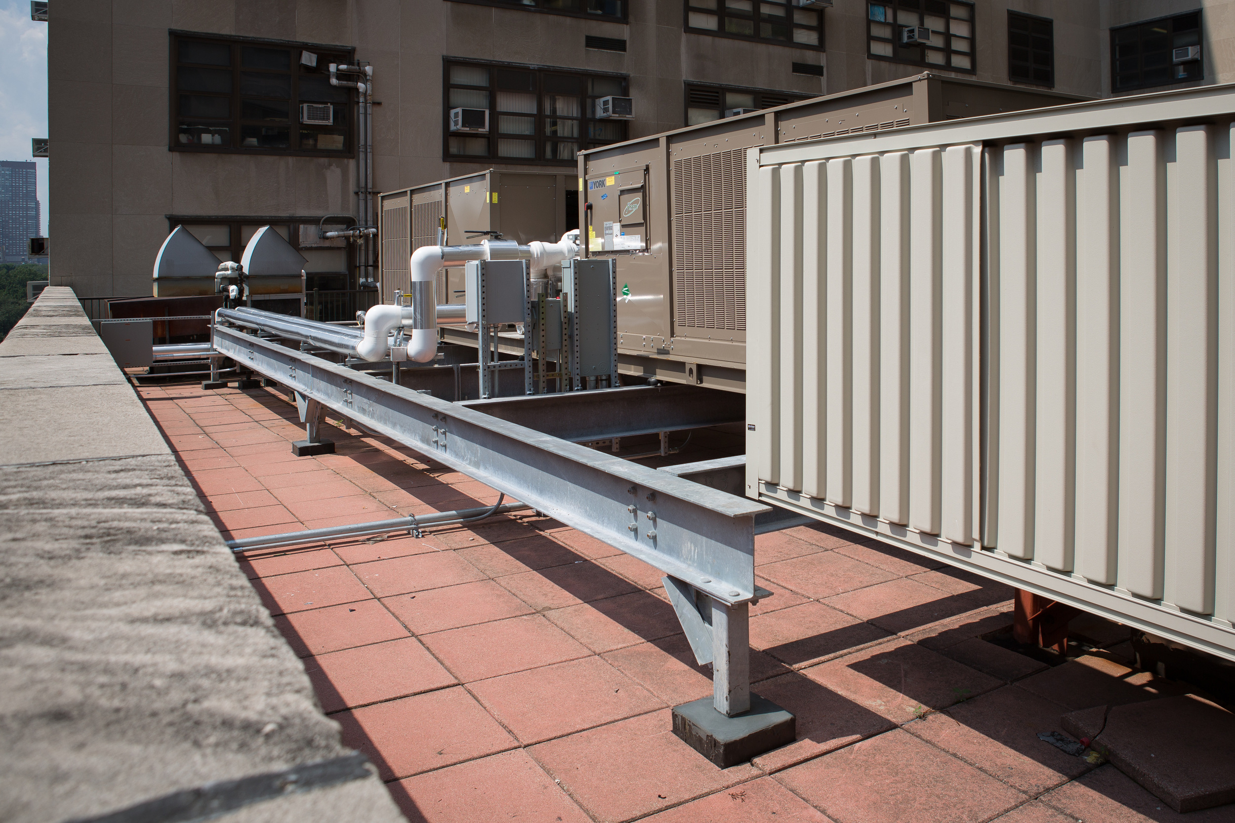 small resolution of hunter college data center hvac upgrade
