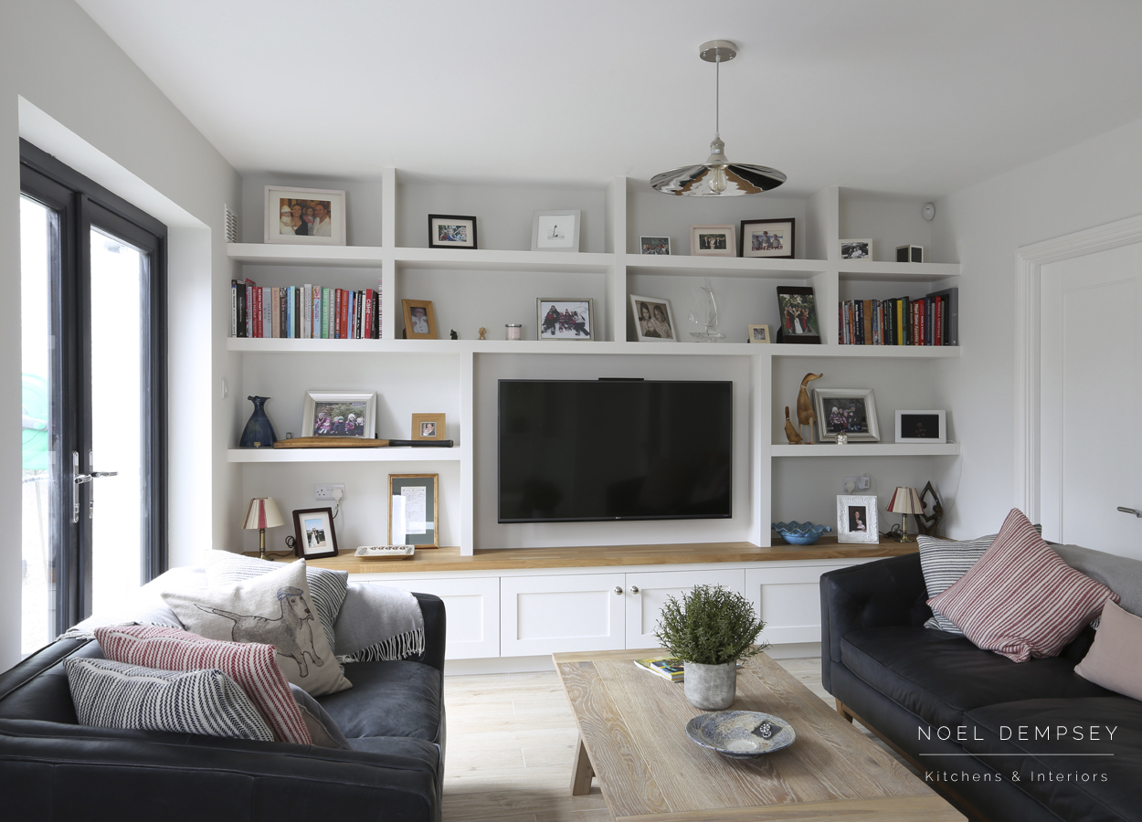 living room media furniture the dublin opening times bespoke luxury noel dempsey design tv and