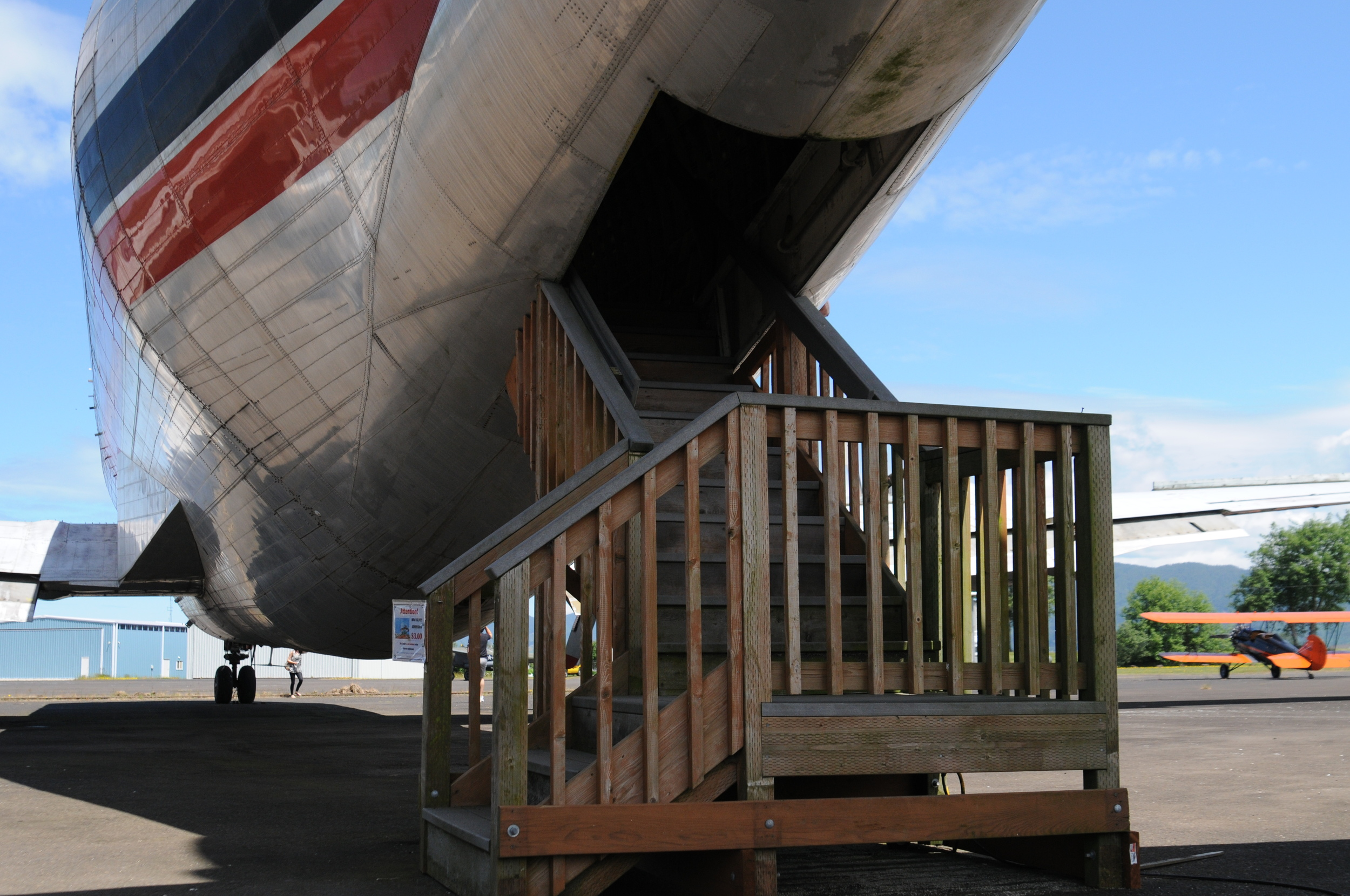 Aero Spacelines Mini Guppy Tillamook Air Museum