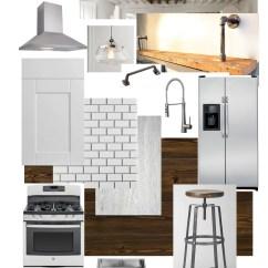 Ikea Kitchen Upper Cabinets Cherry Redesign: Schoolhouse Modern — Flippinwendy Design