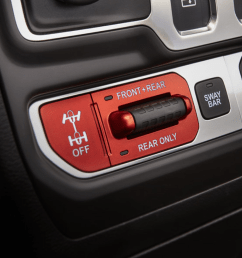 much simplified diff lock control sway bar button disconects front anti [ 1000 x 998 Pixel ]