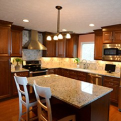 Kitchen Remodle White Quartz Countertops And Bathroom Designs Remodels The Jae Company A Natural Feeling Dublin Ohio Remodel