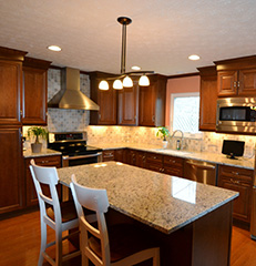kitchen remodle designs com and bathroom remodels the jae company a natural feeling dublin ohio remodel