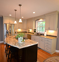 remodel a kitchen patio kitchens and bathroom designs remodels the jae company clean crisp westerville ohio