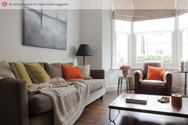Living Room Design Victorian House