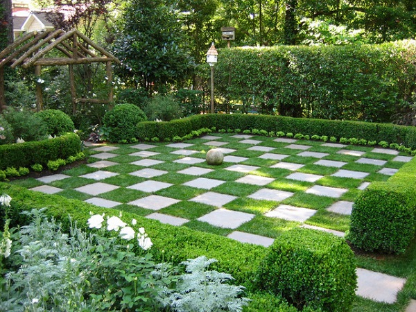 Creative Ideas For Using Paving Slabs In The Garden — Heart Home