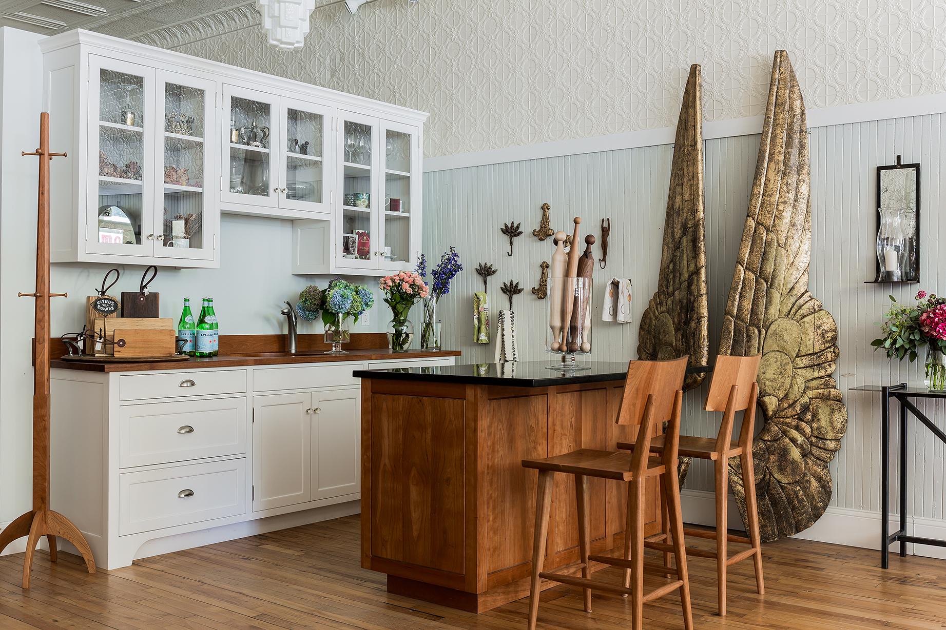Cabinetry — Half Crown Design