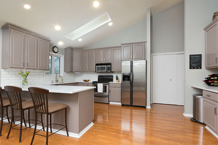 what to clean grease off kitchen cabinets revive jzid project reveal - south pond drive — jerrica zaric ...