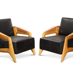 Contemporary Lounge Chairs Bar Height Table And Pair Of Donzella