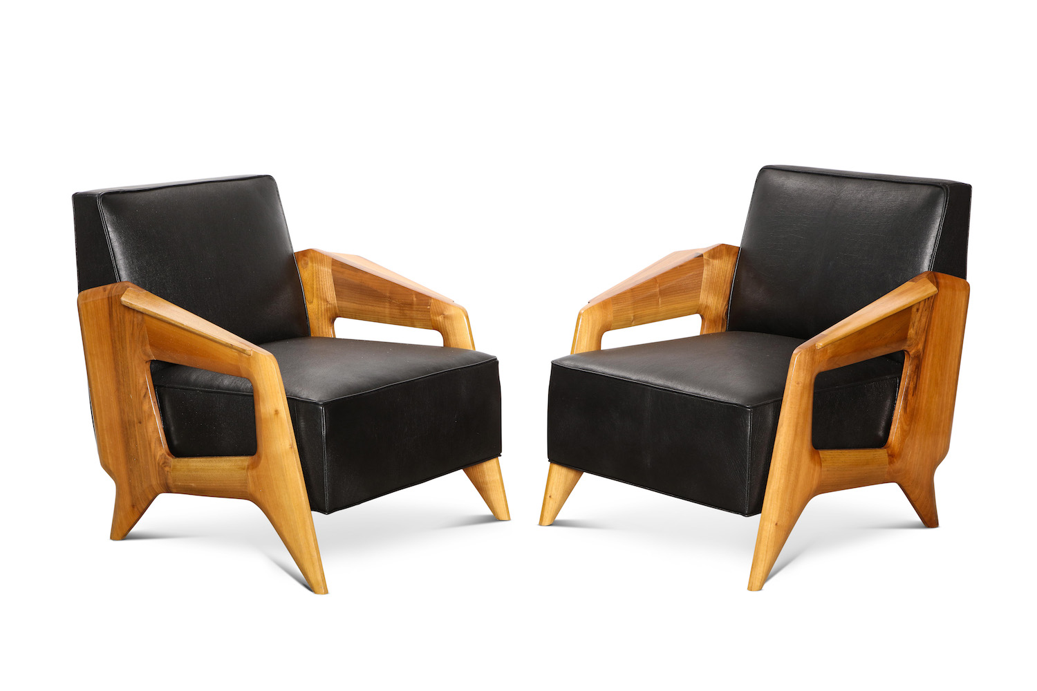 contemporary lounge chairs scoop back dining uk pair of donzella