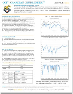Fact sheet also commodity indices  auspice rh auspicecapital