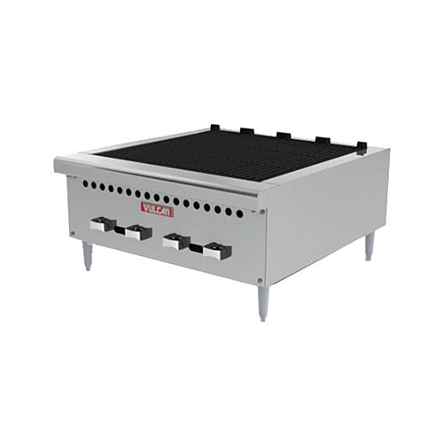 vulcan kitchen equipment design a island radiant charbroiler dunlevy food limited