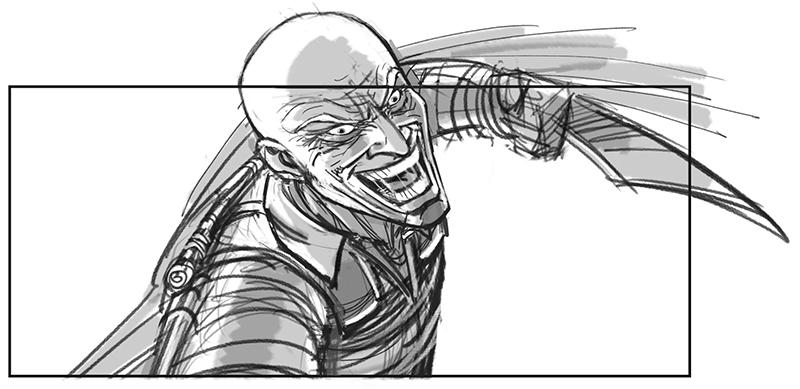 Sam Raimi's Spider-Man 4 Concept Art Revealed 14