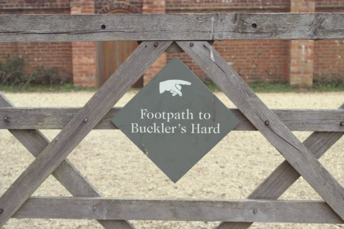 Walk from Beaulieu to Buckers Hard, New Forest
