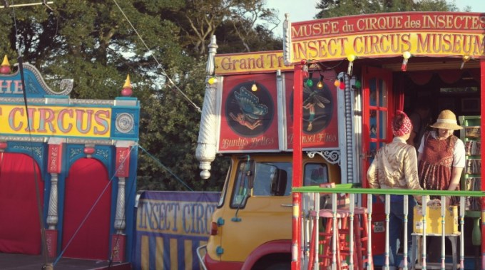 Insect Circus and travelling Museum