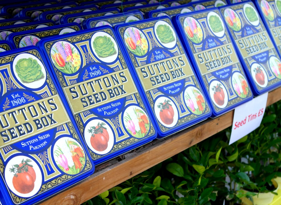 Suttons Seeds at The Big Feastival 2013