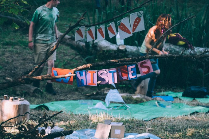 Carrot Whistles, Dingly Dell, Camp Bestival 2015