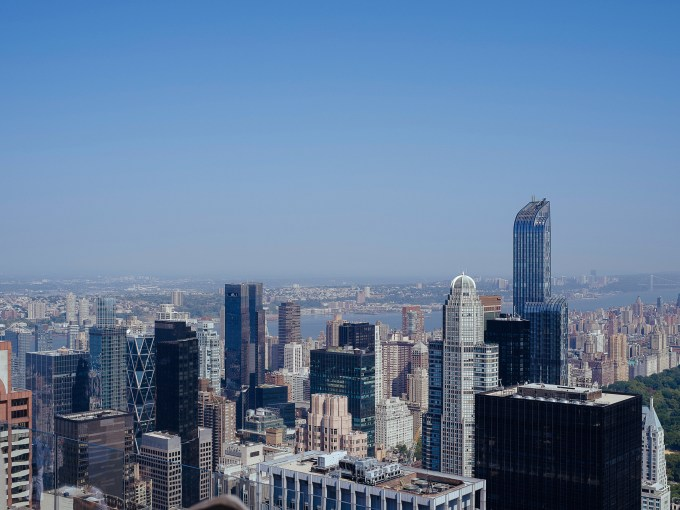 Things to do in New York: See the city from the top of the Rockefeller Center