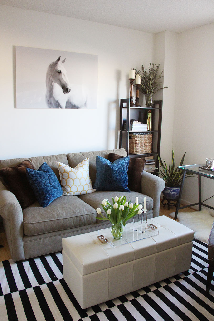 decorating ideas to make a small living room look bigger neutral paint colors for and kitchen interior design - guest & studio — splendor styling ...