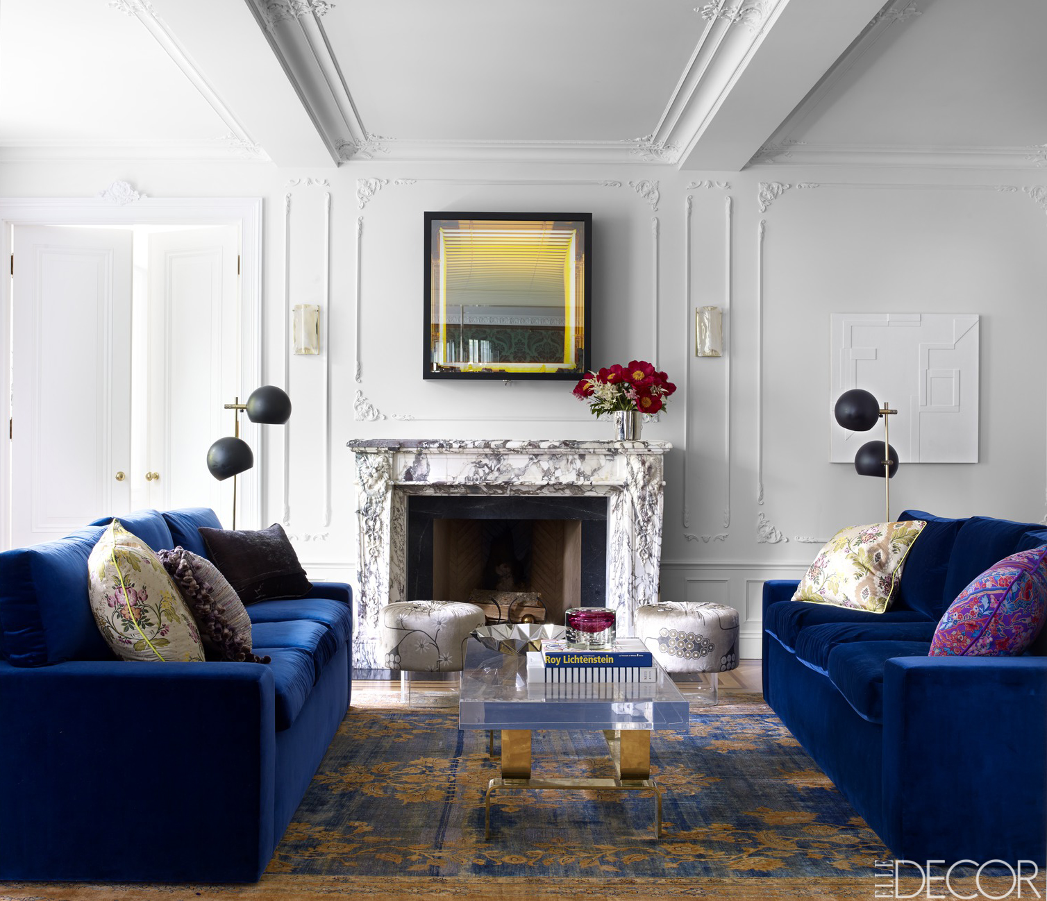 Interior Design Principles Creating Emphasis In Your Rooms With A