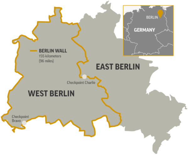 20 East Germany Border Map Pictures And Ideas On Meta Networks