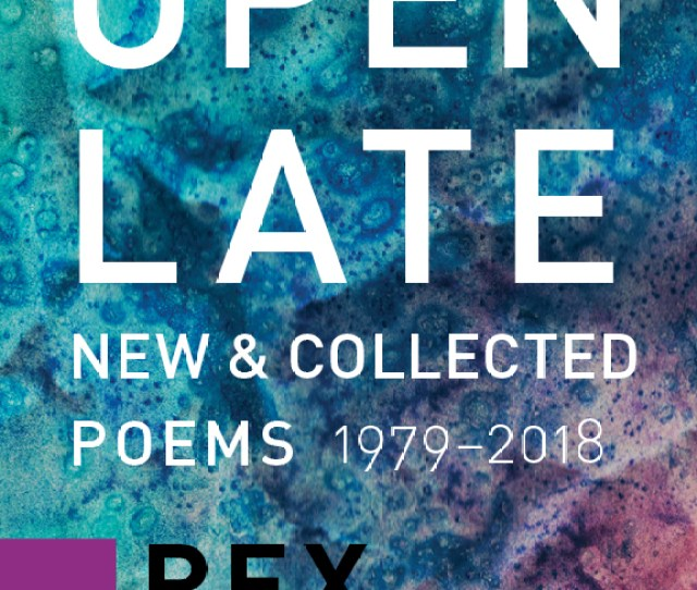 Rex Wilders Collected Poems