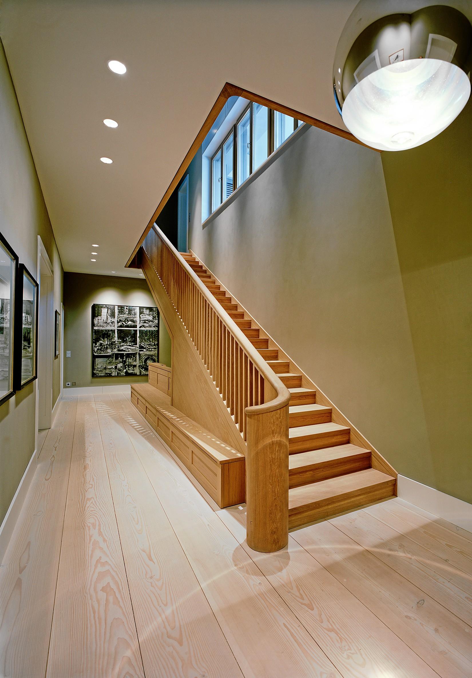 Exklusiver Treppenbau