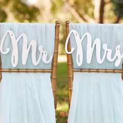 Mr And Mrs Chair Signs Bedroom Gumtree Gold Coast Silver Shimmer Designs By Robyn Love 18093sv Backers Ka L Jpg