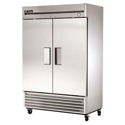 small resolution of true two door reach in refrigerator 54