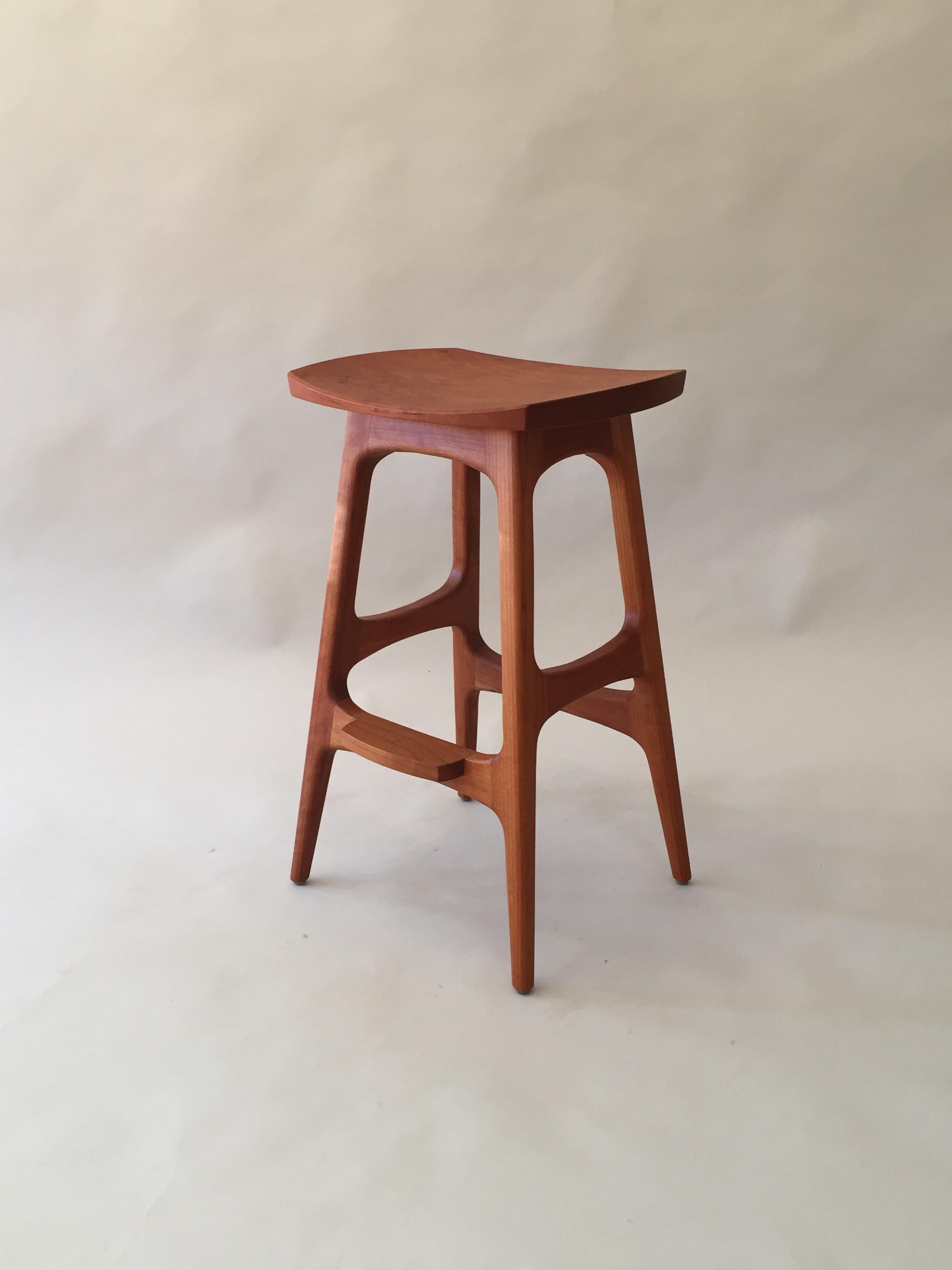 kitchen stool base cabinets unfinished wegner joseph van benten furnituremakers img 1044 jpg