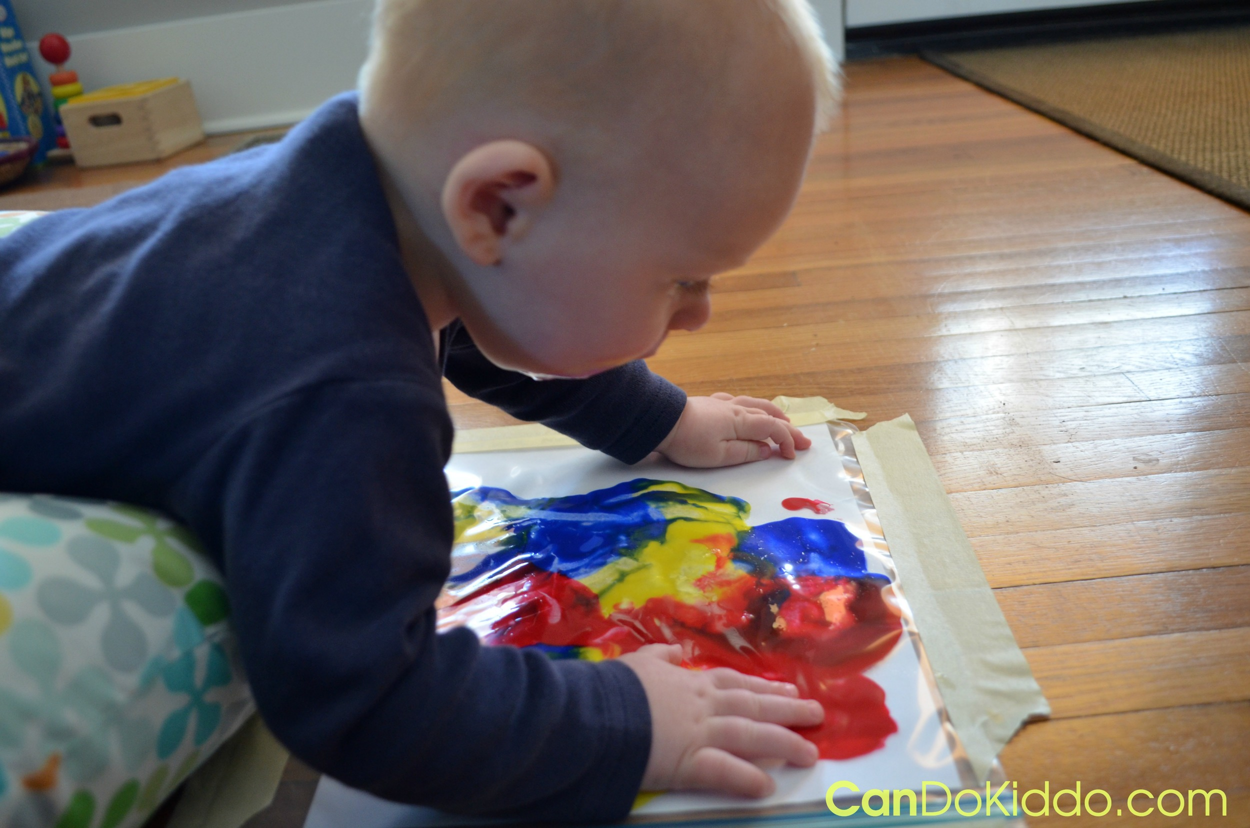 Modifying Crafts  Activities For Babies  CanDo Kiddo