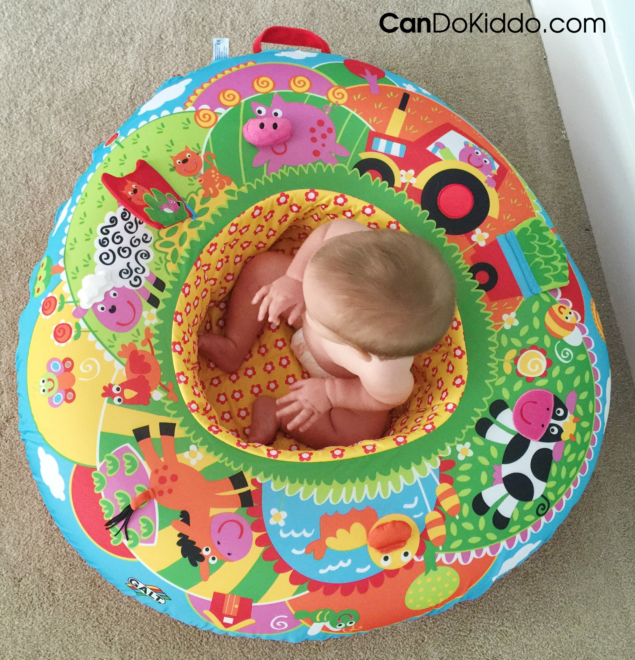 baby blow up ring chair best lounge for back choosing the seat and using it wisely cando kiddo a great choice candokiddo com