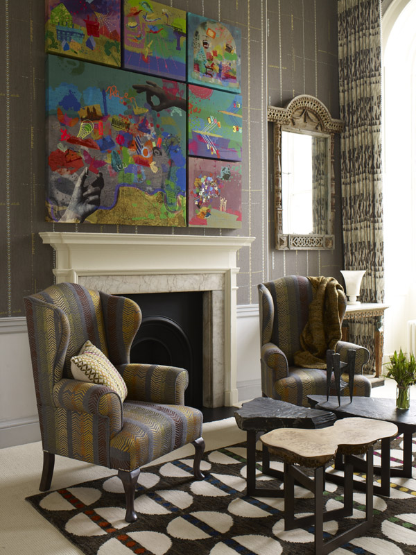 Kit Kemp at Wool House  Design Hunter