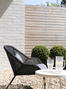 Danish Outdoor Furniture Cane-line Design Hunter