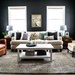 Black Wingback Chair Covers Painting Dining Room Chairs Living Progress | Modern English Country Style — Stevie Storck Design Co.