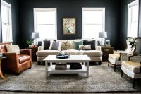 Living Room Progress | Modern English Country Style ...