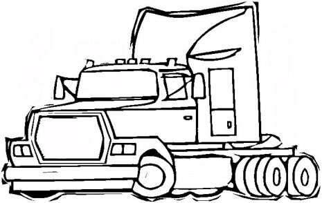 Colouring Templates — Australian Trucking Children's Legacy