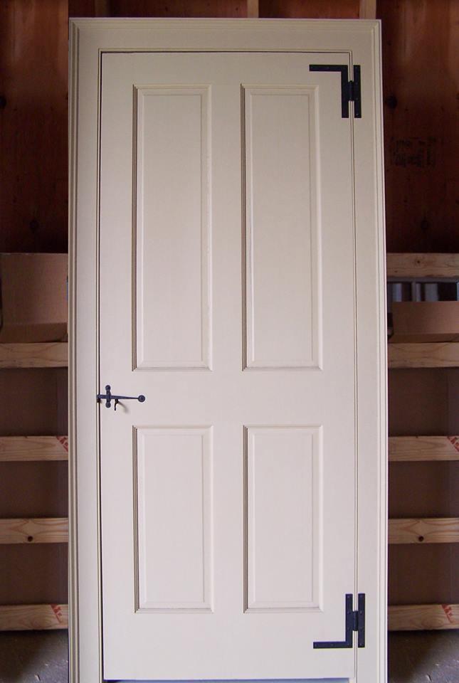 Slabs Door Custom Interior