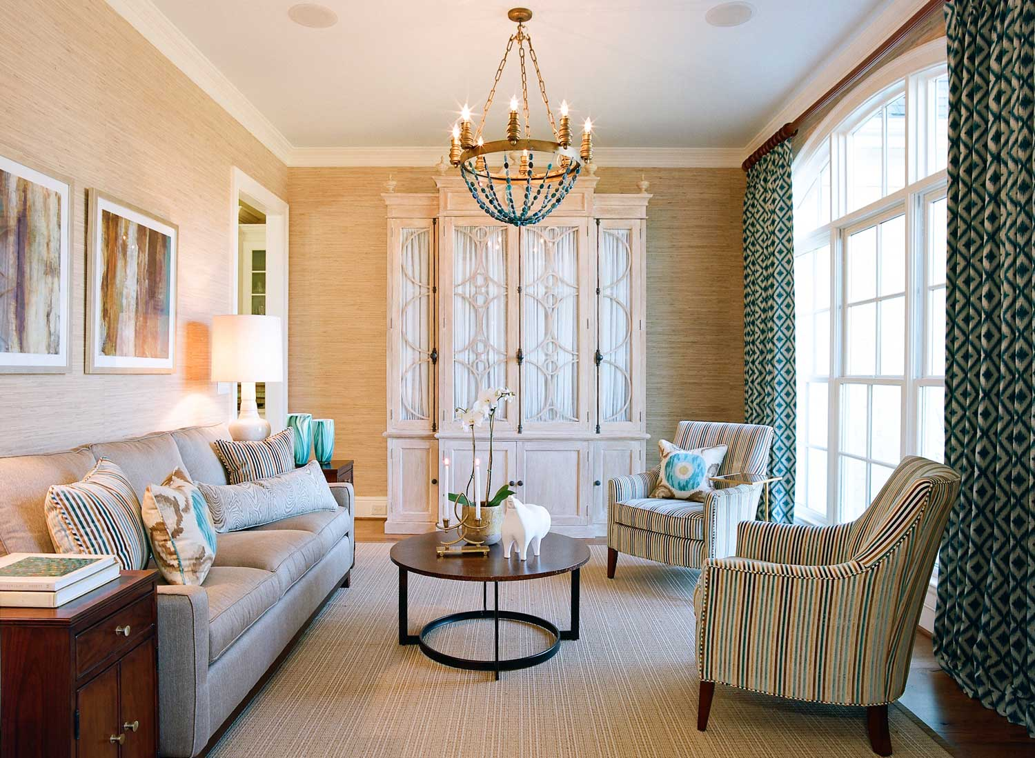 How Interior Design Color Palettes Can Help Define a Space  Jessica Dauray Interiors