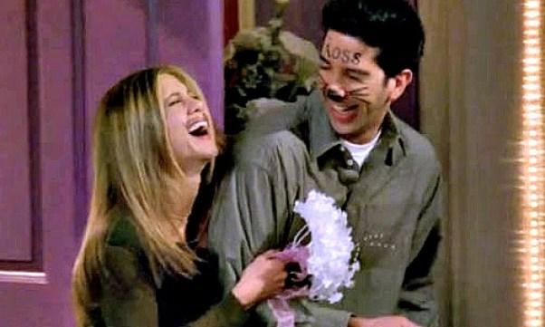 Rachel and Ross ile ilgili görsel sonucu