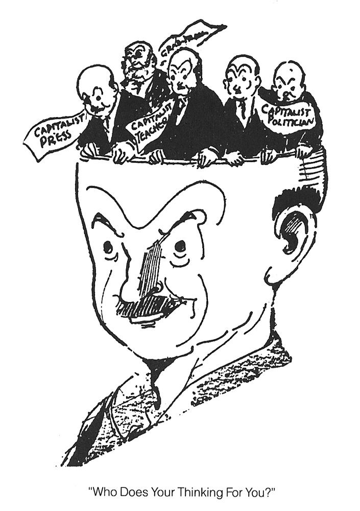 Cartoons for Socialism — Cartooning Capitalism
