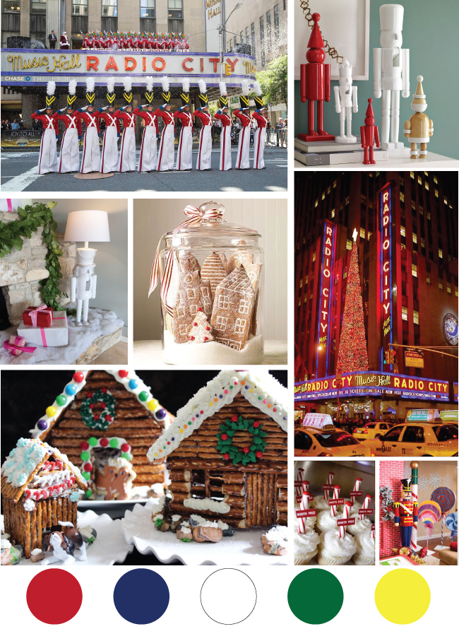I Love Love Mood Boards Nutcracker Party I Love Love