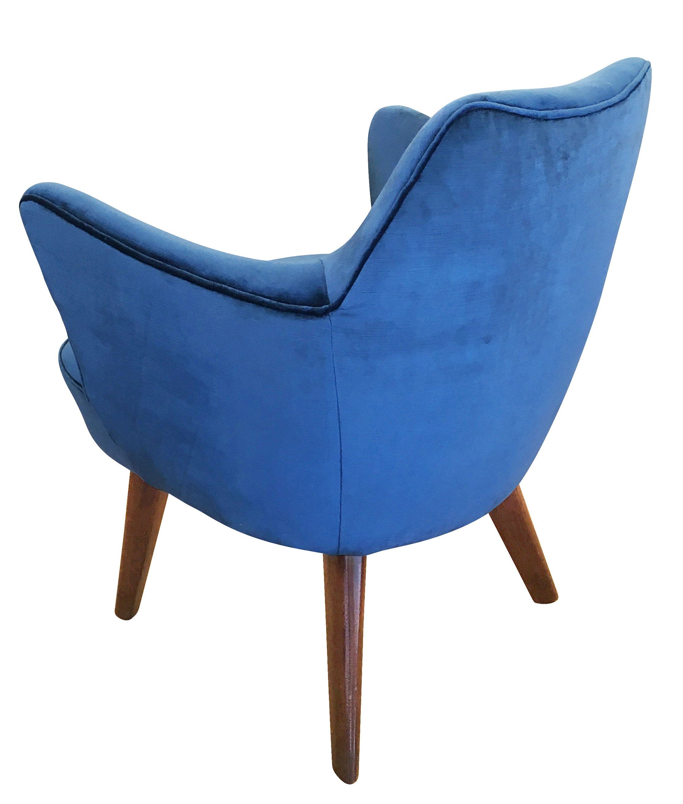 gio ponti chair back support office for cassina armchair with expertise from the archives gaspare asaro italian modern mid century furniture and lighting new york