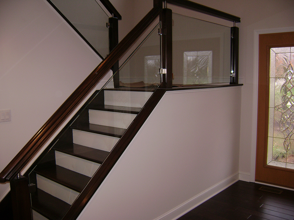 Railings Mirrors and More  Solon Glass