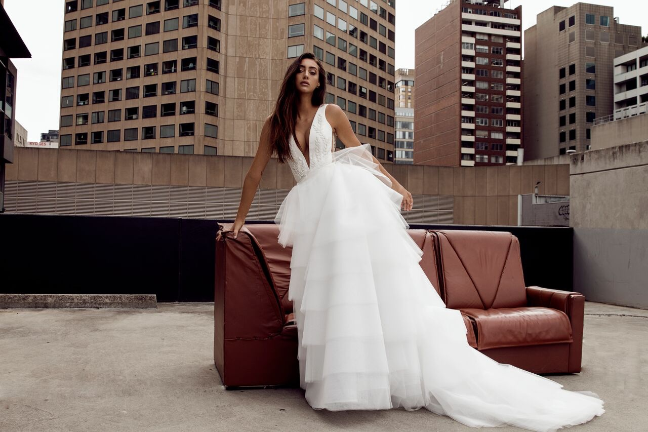 Bridal Gowns & Couture Dresses In