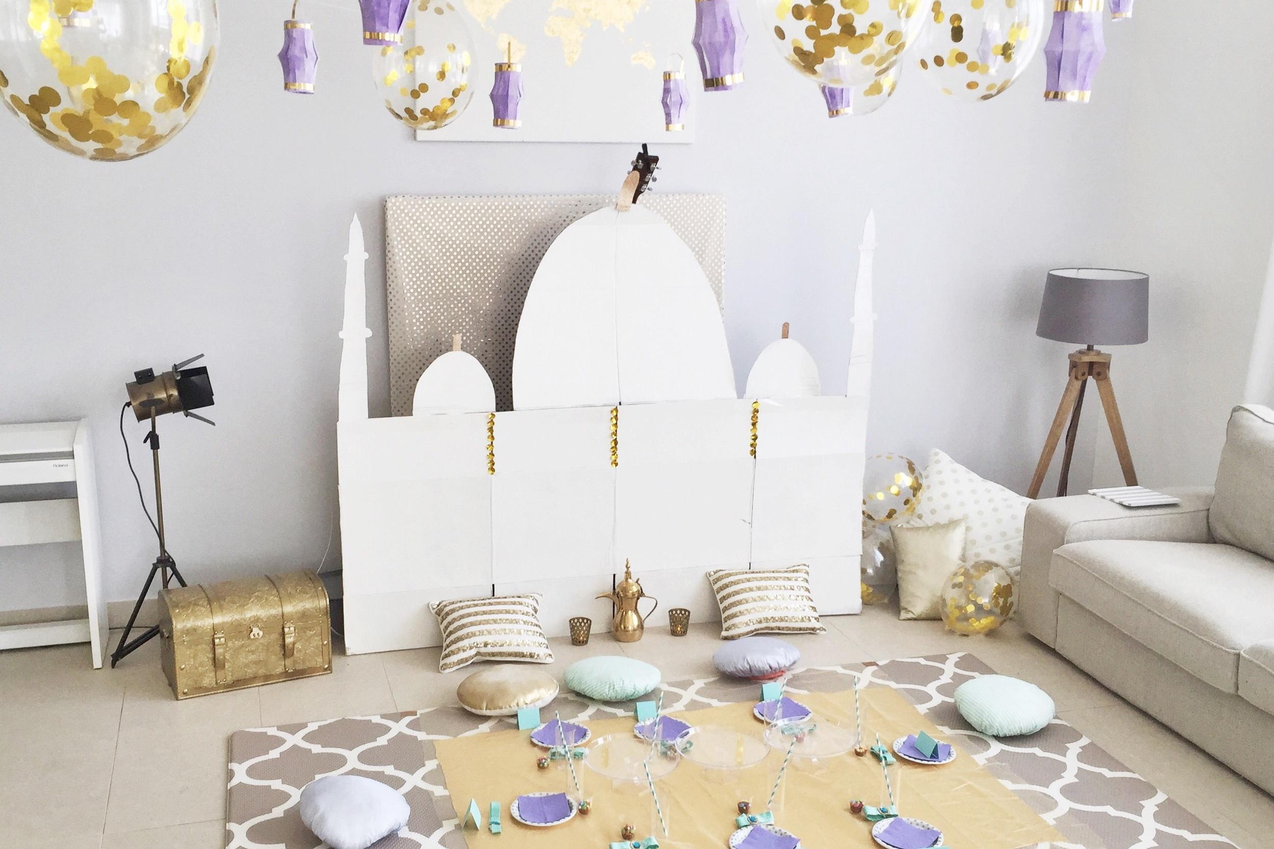 arabian nights living room decor modern rustic party a whole new world meg made